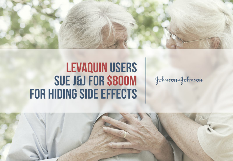 J&J Face Levaquin Lawsuit