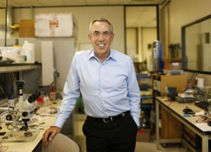Allan Will, president and CEO at EBR Systems, poses for a portrait in a lab in his offices on June 23, 2016 in Sunnyvale, Calif. (Nhat V. Meyer/Bay Area News Group/TNS)