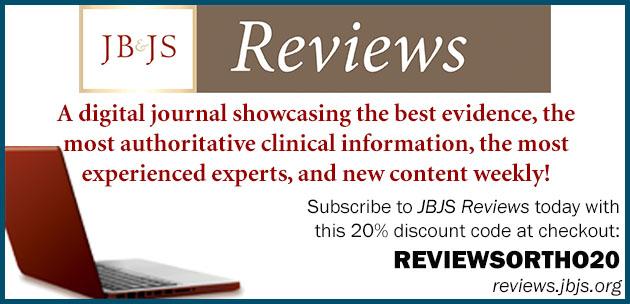 JBJS Reviews