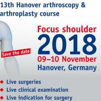 13th Hanover Arthroscopy & Arthroplasty Course