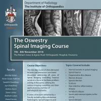 Two Day Spinal Imaging Course