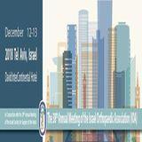 The 38th Annual Meeting of the Israeli Orthopaedic Association, Tel-Aviv