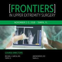 4th Annual Frontiers in Upper Extremity Surgery