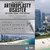 3rd Biennial Arthroplasty Disaster International Conference
