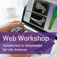 Web Workshop - Introduction to Simpleware Software for Life Sciences