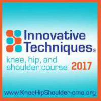 Innovative Techniques: Knee, Hip, and Shoulder Course