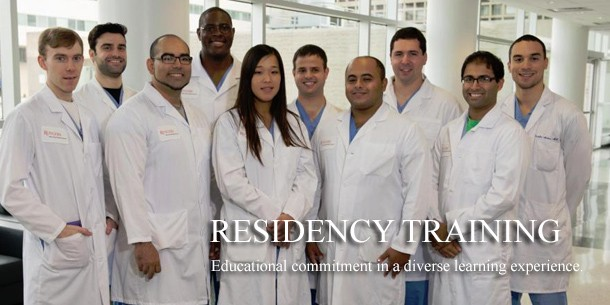 Rutgers New Jersey Medical School - New Jersey Orthopaedic Residency