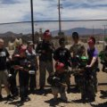 Paintball annual games